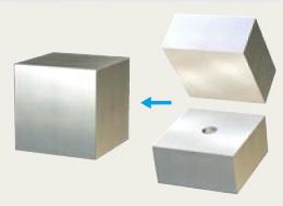 昭和製作所 超音波探傷用内封きず型対比試験片